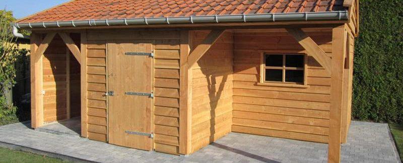 Bouwtekening schuur: bouw je eigen schuur met deze bouwtekening